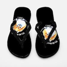 Pomeranian IAAM Flip Flops