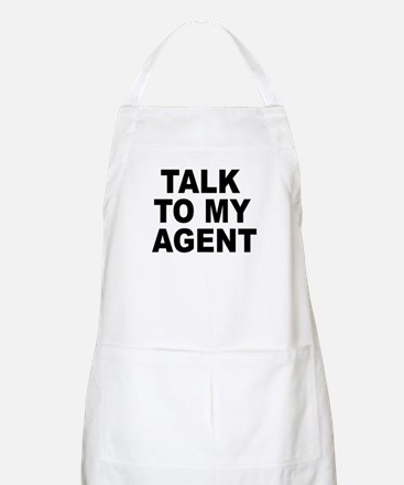 Talk To My Agent Apron