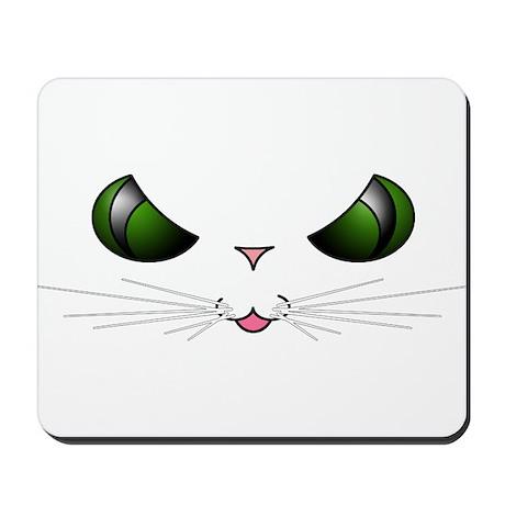 Halloween Cat Mousepad