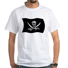 Wavy Pirate Flag Shirt
