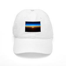 Sunrise in the Atmosphere Baseball Cap