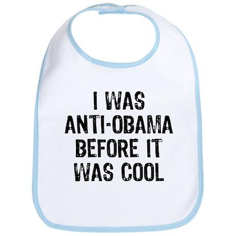 I was Anti-Obama Bib