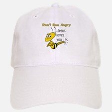 Dont bee angry Baseball Baseball Cap