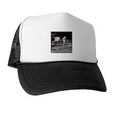 Man On The Moon Trucker Hat