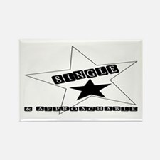 Single & Approachable Rectangle Magnet