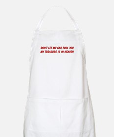 Dont let my car fool you Apron