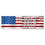 Romney 2012 Sticker (Bumper 50 pk)