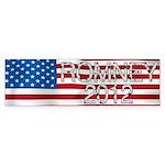 Romney 2012 Sticker (Bumper 10 pk)