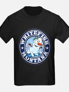 Whitefish Snowman Circle T