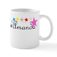 Starry Amanda Mug