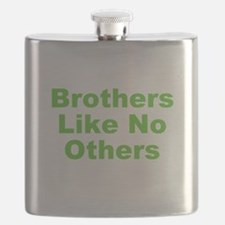 Brothers Like No Others Flask