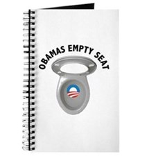 Obama Empty Chair - Toilet Seat Journal