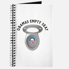 Obama Empty Chair - Toilet Seat Journal