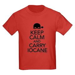 Keep Calm and Carry Iocane T