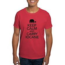 Keep Calm and Carry Iocane T-Shirt