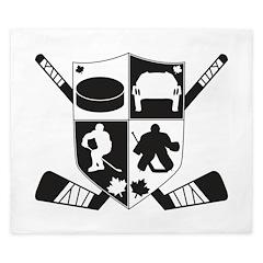 hockeycrest King Duvet