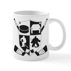 hockeycrest Mug