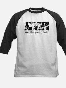 We (the corgis) ate your toast Tee