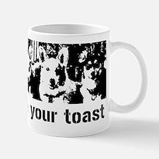 We (the corgis) ate your toast Mug