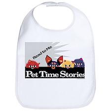 Pet Time Stories Bib