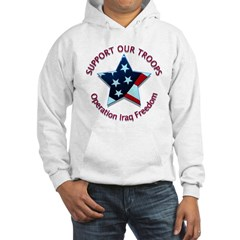 Support Our Troops_1 Hoodie