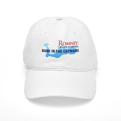 Romney Bank in Caymans Cap