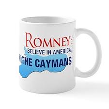 Romney Bank in Caymans Mug