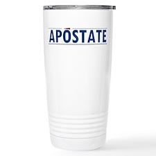 Apostate Ceramic Travel Mug