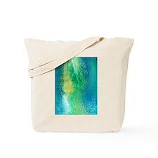 Leaf Radiance Tote Bag