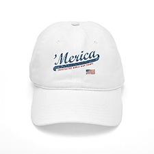 Vintage Team 'Merica Baseball Cap