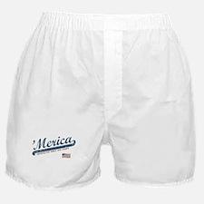 Vintage Team 'Merica Boxer Shorts