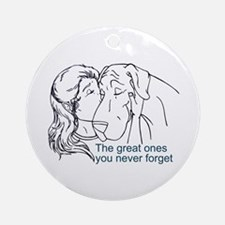 N GreatOnes Ornament (Round)