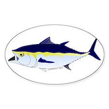 Bluefin Tuna fish Decal