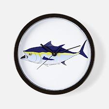 Bluefin Tuna fish Wall Clock