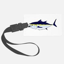 Bluefin Tuna fish Luggage Tag