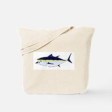 Bluefin Tuna fish Tote Bag