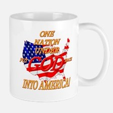 Put God Back Mug