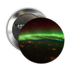 """Aurora Borealis Midwest 2.25"""" Button"""