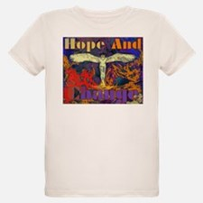 HOPE AND CHANGE SONG - ORANGE T-Shirt