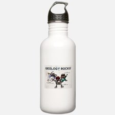 Geology rocks original Water Bottle