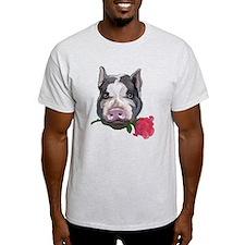 pot bellied pig T-Shirt