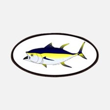 Yellowfin Tuna (Allison Tuna) Patches