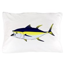 Yellowfin Tuna (Allison Tuna) Pillow Case