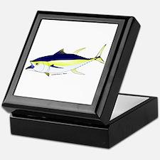 Yellowfin Tuna (Allison Tuna) Keepsake Box