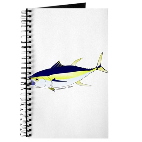 Yellowfin Tuna (Allison Tuna) Journal