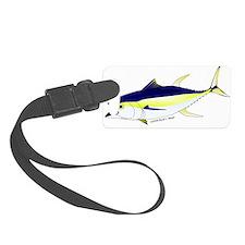 Yellowfin Tuna (Allison Tuna) Luggage Tag