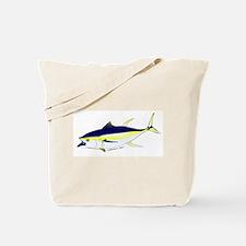 Yellowfin Tuna (Allison Tuna) Tote Bag