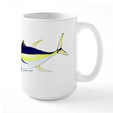 Yellowfin Tuna (Allison Tuna) Mug
