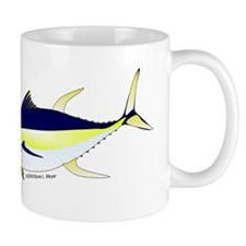 Yellowfin Tuna (Allison Tuna) Mug