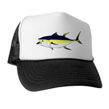 Yellowfin Tuna (Allison Tuna) Trucker Hat